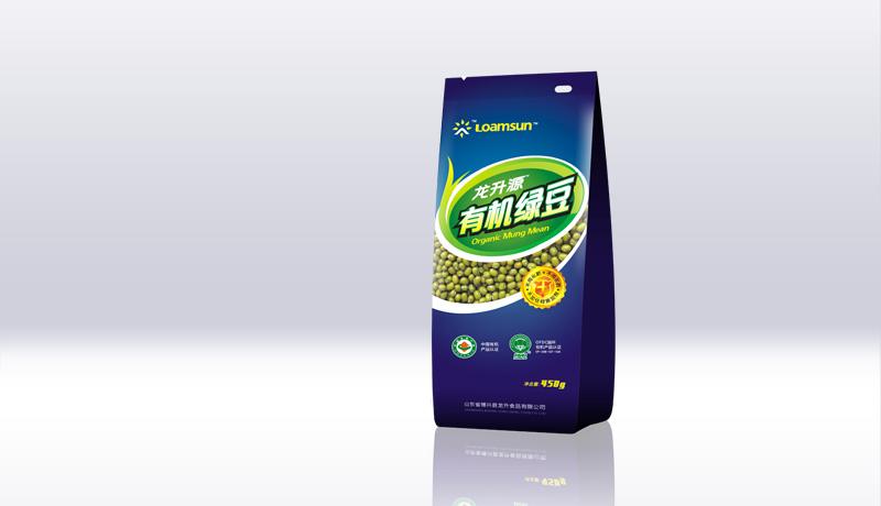 有机食品品牌策划_食品_龙升源有机食品品牌全案策划与产品策划